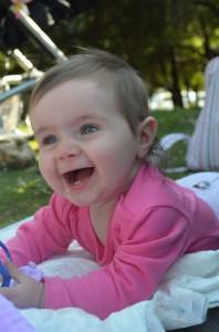 בקיעת שיניים תינוקות