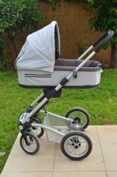 מה חשוב לבדוק בעגלה של תינוק