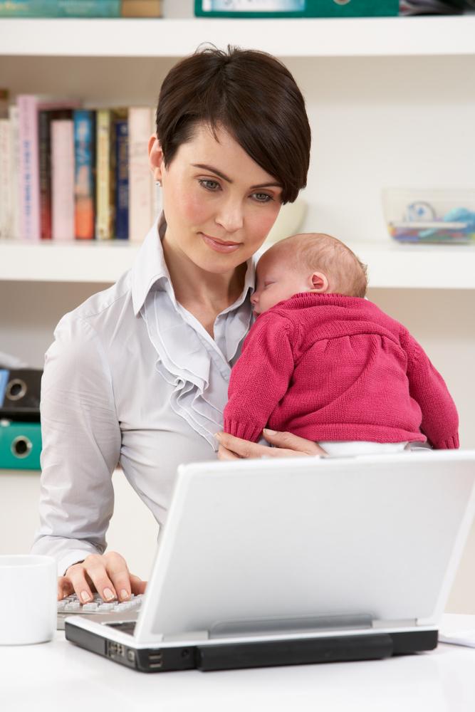 קריירה אחרי לידה