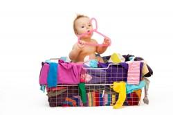 איך מומלץ לכבס לתינוק?