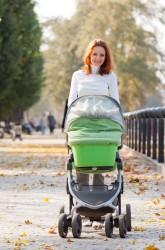 טיול עם תינוק בלי מעלית
