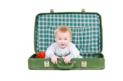 הוצאת דרכון לתינוק