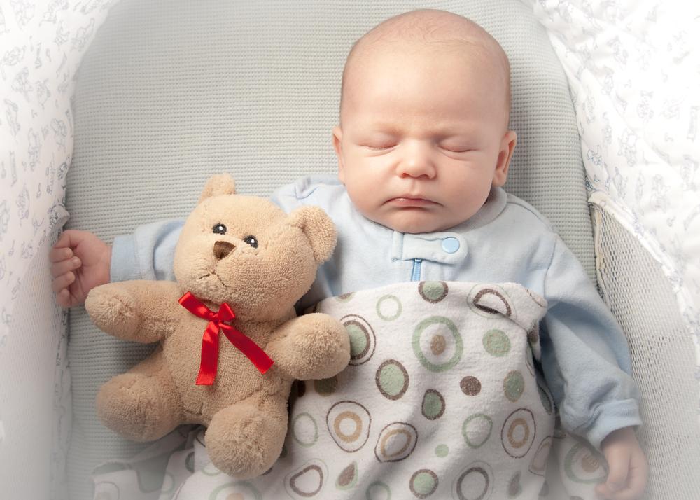 ללמד תינוק להרדם לבד