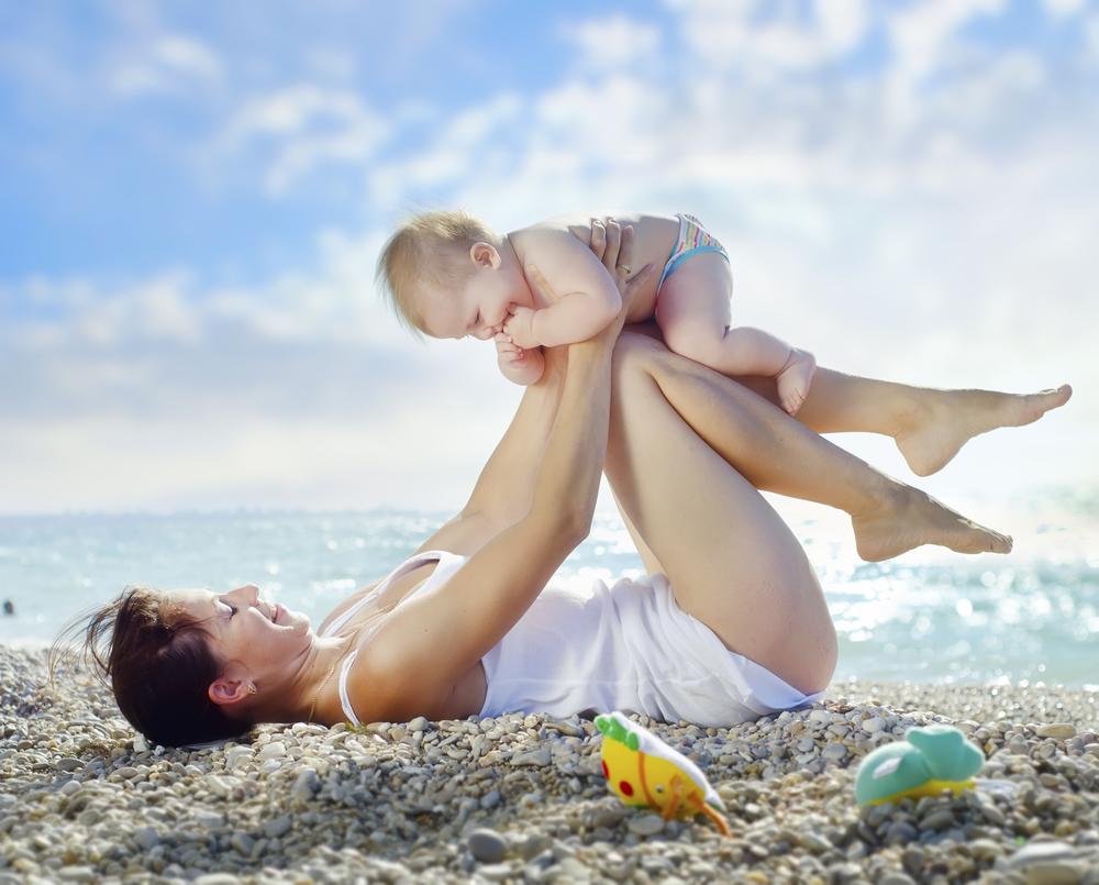 ים עם התינוק