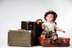 """נסיעה לחו""""ל עם התינוק"""