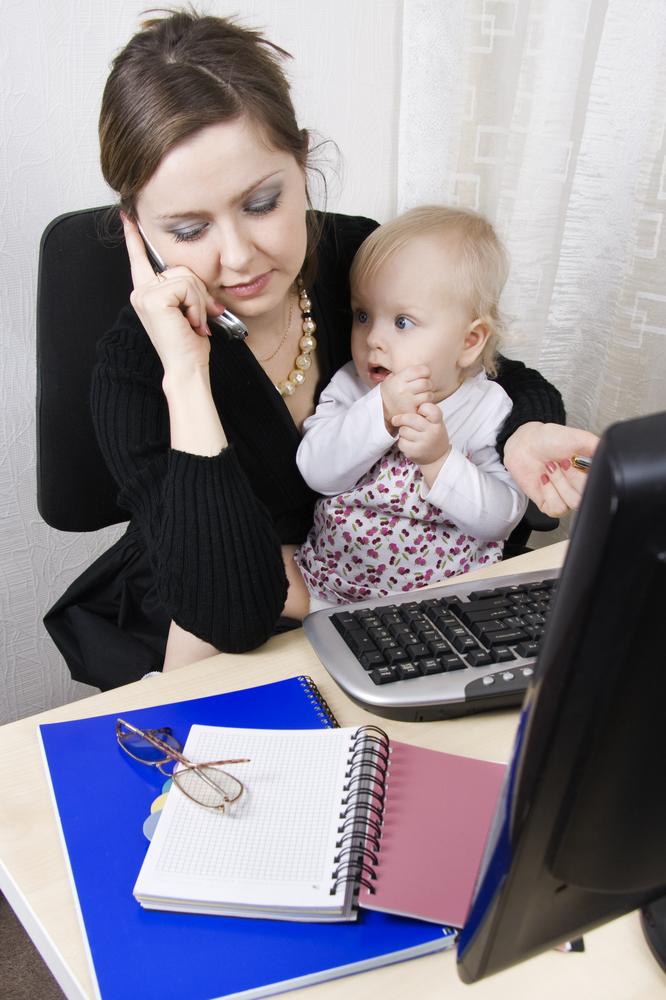 קריירה או אמא במשרה מלאה?