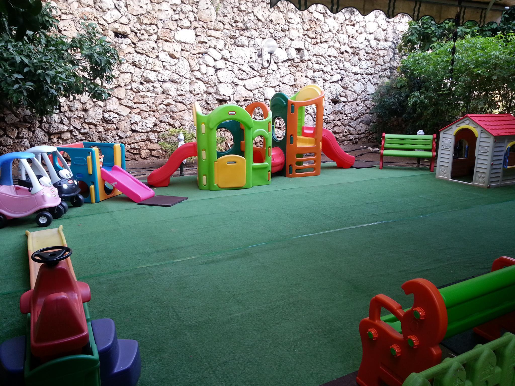 הגן של סיון בתל אביב
