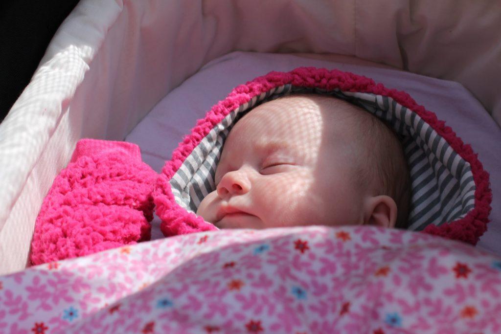 איך להלביש תינוק בחורף