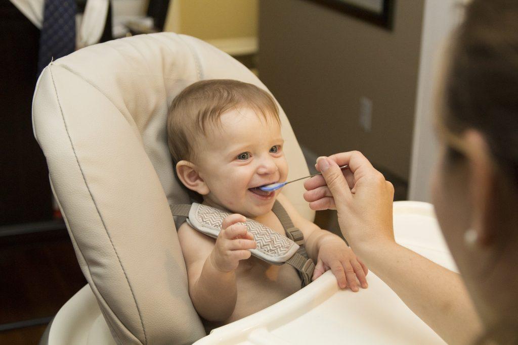 מרק עוף לתינוק