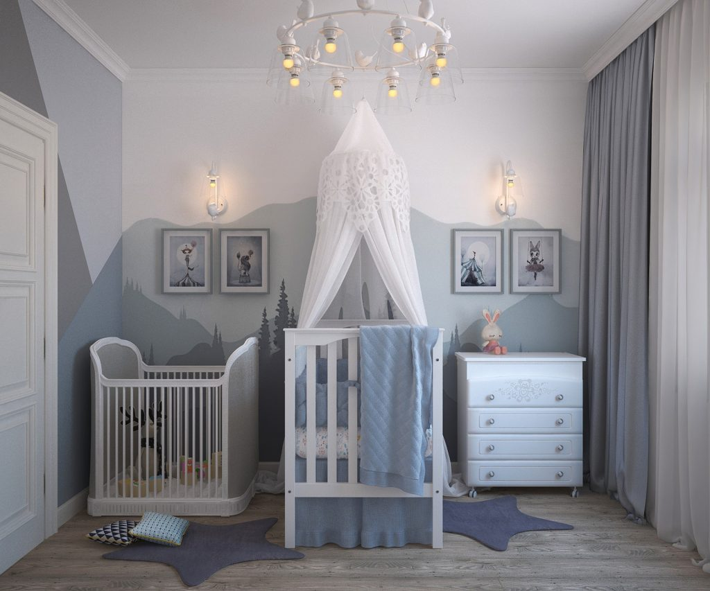 איך לחמם חדר של תינוק