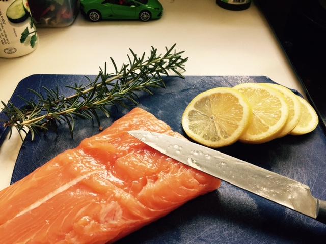 איך לא לייבש דג בתנור