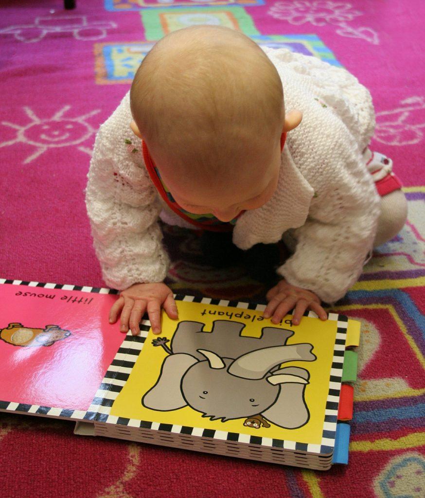 צעצועים ראשונים לתינוק